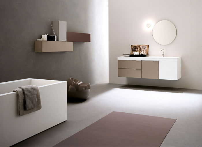 Facto evolution design badkamers for Badkamer design